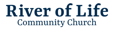 River of Life Community Church | Godfrey, IL Logo